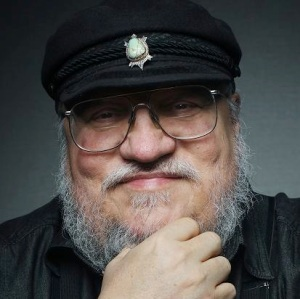 George R R Martin. Ditherer or genius king of stretch?